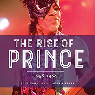 The Rise of Prince: 1958-1988 cover art