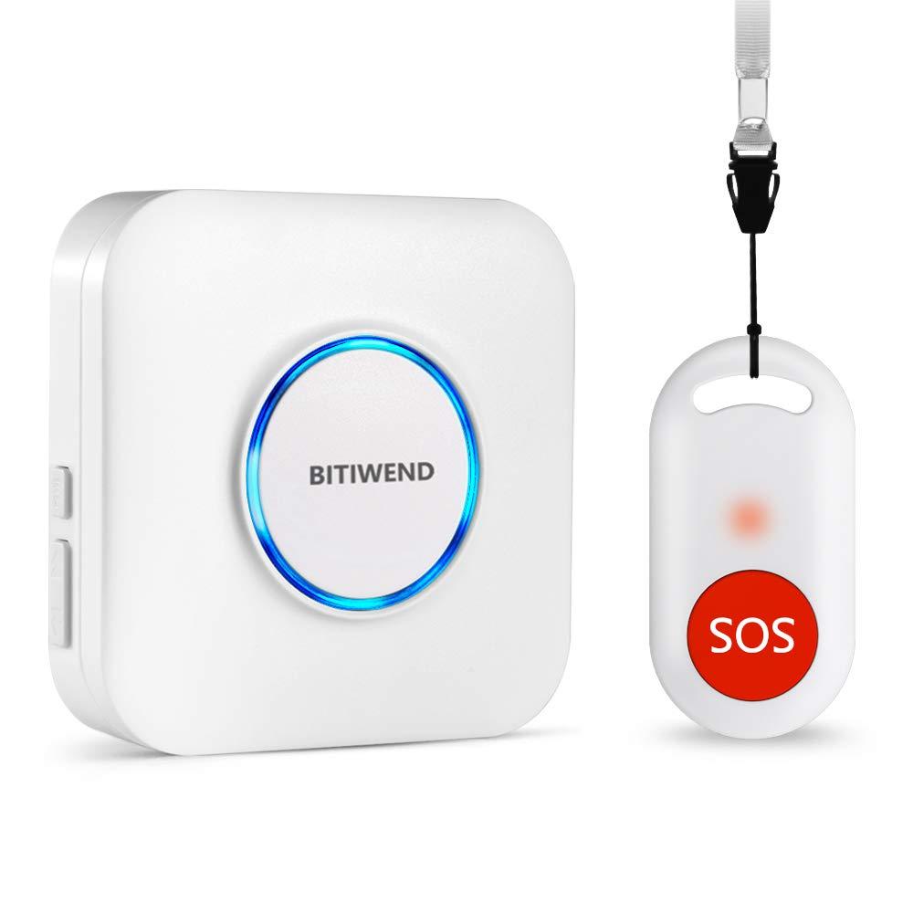 Wireless Caregiver Waterproof Melodies Receiver