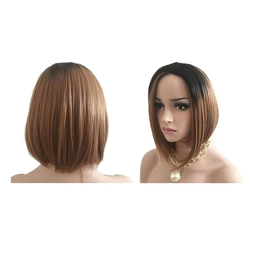 成長する細胞残酷女性ファッションボーボー髪かつら自然な絶妙な弾性ネットウィッグカバー(6624)