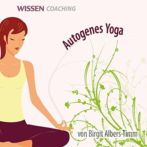 Autogenes Yoga für Erwachsene Titelbild