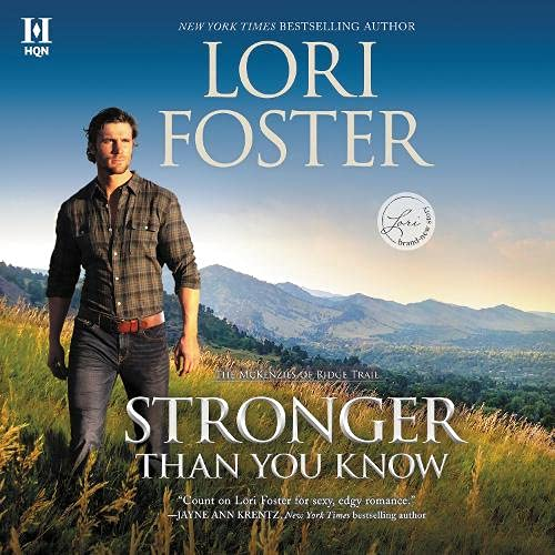 Stronger than You Know Audiobook By Lori Foster cover art