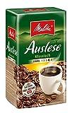 Melitta Gemahlener Röstkaffee, Filterkaffee, kräftig mit rundem Aroma, Stärke 4, Auslese Klassisch, 1er Pack (1 x 500 g)
