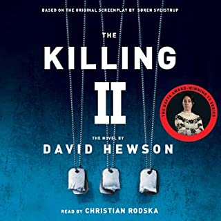The Killing 2 cover art