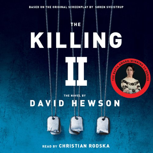 The Killing 2 audiobook cover art