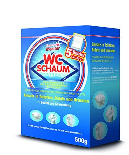 Broszio -  WC Reiniger Schaum |