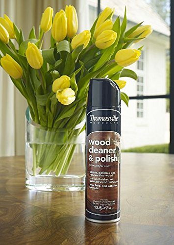 Thomasville Woodcare Wood Cleaner & Polish 12.5oz Can (Pack of 3)