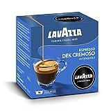 Lavazza A Modo Mio Capsule Caffè Espresso Dek Cremoso, Confezione da 256 Capsule