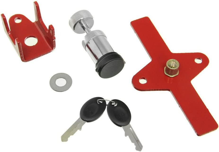 Cheap super special price Torklift Sales A7701 RV Propane Lock 3 Cylinder 8
