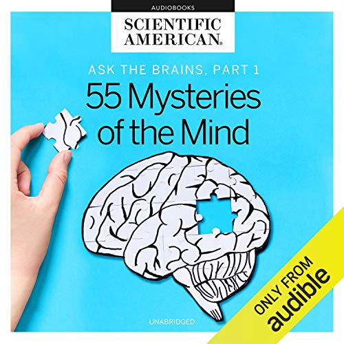 Ask the Brains, Part 1 cover art