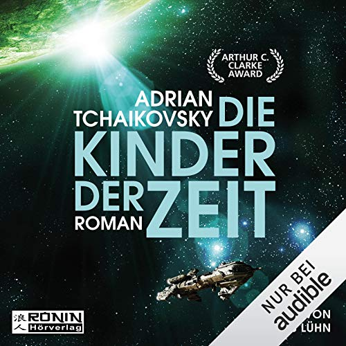 Die Kinder der Zeit audiobook cover art