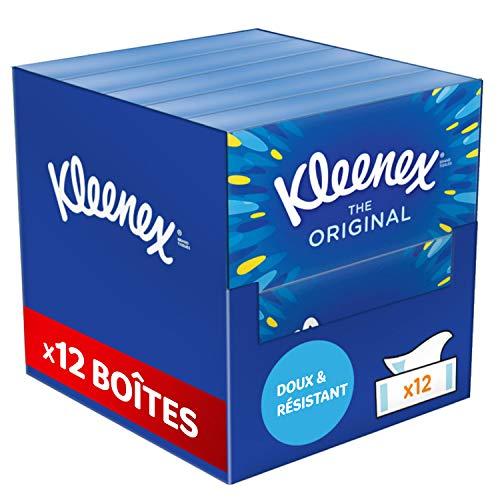 Kleenex Tessuti originale–12scatole (864tessuti totali)