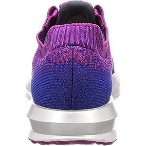 Brooks Womens Levitate 2 Running Shoe - Aster/Purple/Blue - B - 8.5