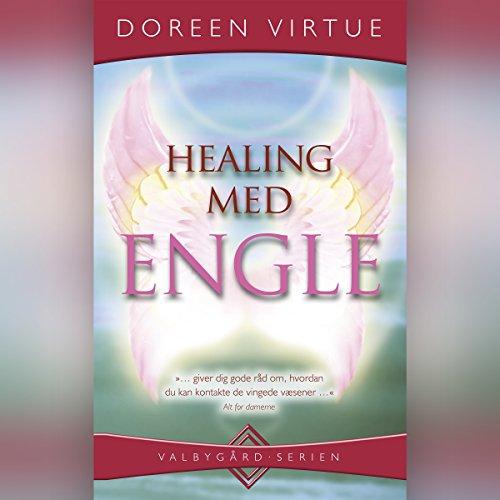 Healing med engle cover art