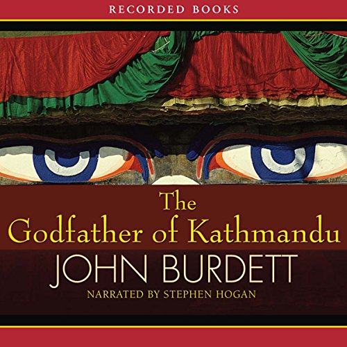 The Godfather of Kathmandu cover art
