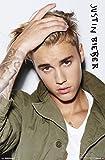 Justin Bieber - Eyes Poster Drucken (55,88 x 86,36 cm)