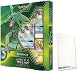 Andycards Mazzo Rayquaza GX - Mazzo Arena Lotta da 60 Carte Pokémon in Italiano + Segnapunti