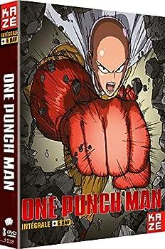 One Punch Man - Saison 1 - Intégrale DVD