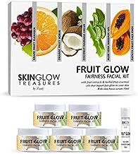 Luster Fruit Glow Fairness Facial Kit (Paraben & Sulfate Free)-310 ml