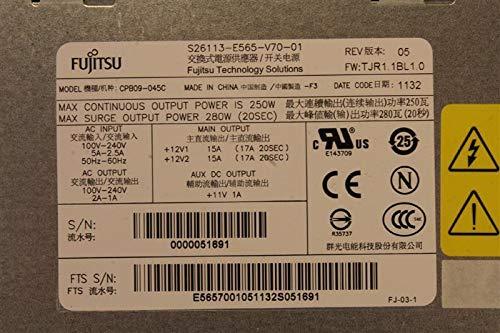 Fujitsu Siemens Esprimo P900 250 Watt Netzteil SFF CPB09-045C 250 W #89016