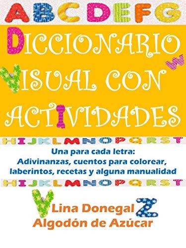 Diccionario visual con actividades (Algodón de Azúcar nº 1)
