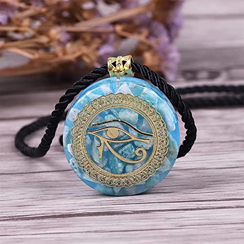 ACEACE Collar de energía Collar de joyería Amuleto
