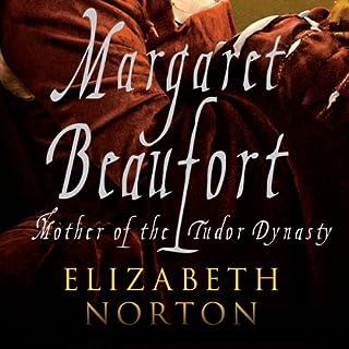 Margaret Beaufort audiobook cover art