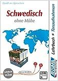 Schwedisch ohne Mühe. Multimedia-PC. Lehrbuch + CD-ROM: Selbstlernkurs in deutscher Sprache, Lehrbuch + 1 CD-ROM