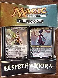 in budget affordable Magic: The Gathering Elspeth vs. Kiora – MTG 2015 Duel Box Set – 120 Cards