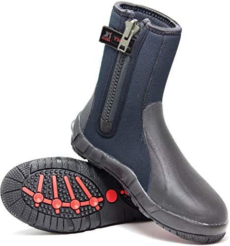 XS Scuba 8mm Thug Dive Boots, Size - 5
