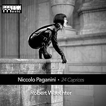 Niccolo Paganini 24 Caprices for Solo Violin
