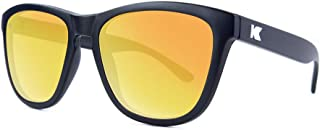 Knockaround Premiums Wayfarer Unisex Sunglasses Yellow PMSS2001 51 18 143 mm
