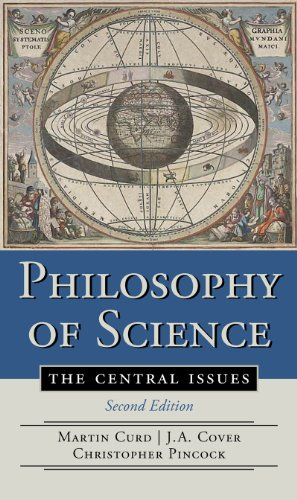Compare Textbook Prices for Philosophy of Science: The Central Issues Second Edition Second Edition ISBN 9780393919035 by Cover, J. A.,Curd, Martin,Pincock, Christopher