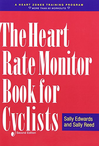 Heart Rate Monitor Book for Cyclists