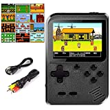 Cypin Handheld Spielkonsole Video Game Console inkl. 400 Retro Arcade Games 3 Zoll