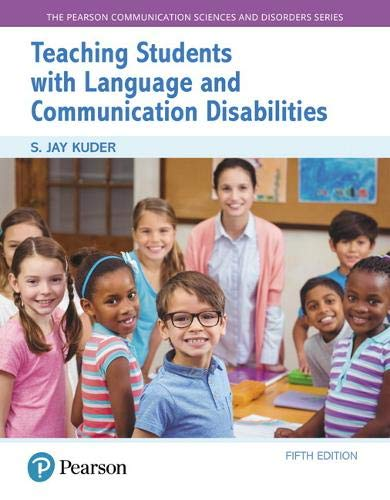 Teaching Students with Language and Communication Disabilities, with Enhanced Pearson eText -- Access Card Package (5th