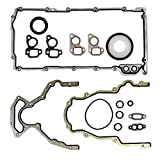 Vincos CS5975A CS9284 Lower Gasket Set Compatible with Sierra 3500 Yukon H2 Ascender 9-7x ...