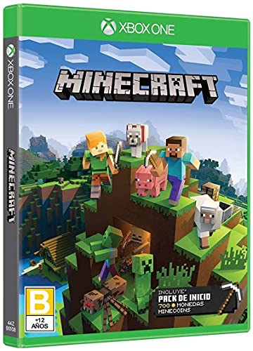 Minecraft Starter Collection Xbox One - Complete Edition - Xbox One