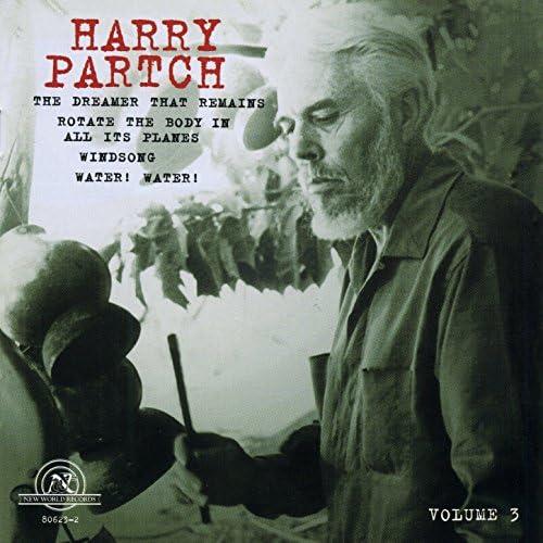 Harry Partch Ensembles, Gate 5 Ensemble & Harry Partch
