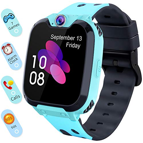 Smart Watch for Kids Boys Girls - Touch Screen Game...