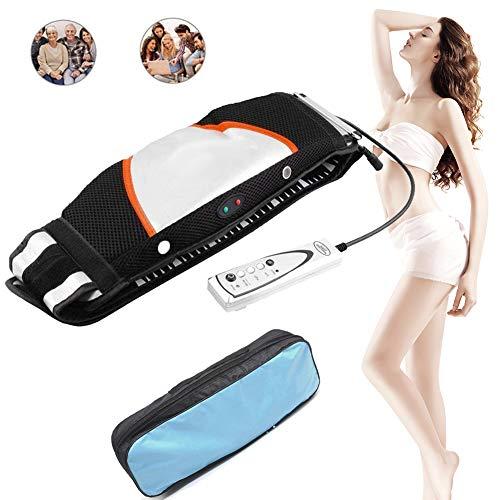 POEO Abnehmen Massage Gürtels, Fettverbrennung Gurt, Hilfe Beim Abnehmen Muskelaufbau und Figurformung, Gewichtsverlust Hautstraffung für Frauen & Männer
