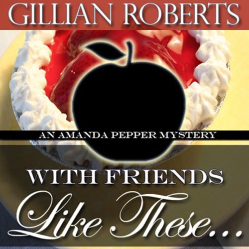 With Friends Like These audiobook cover art