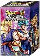 Dragon Ball Super Series 7 Assault of The Saiyans Booster pre-Release kit Set Box