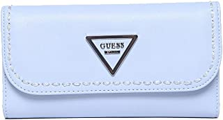 Guess Clutches for Women, Sky Blue - VY695966-Sky