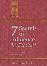 Seven Secrets of Influence 6 Audiocassette Series (Daytimer Success Enhancement Series)