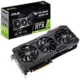 ASUS TUF-RTX3060-O12G-GAMING - Tarjeta gráfica de Gaming NVIDIA GeForce RTX 3060 OC Edition 12GB GDDR6 (PCIe 4.0, HDMI 2.1, DisplayPort 1.4a, certificación Militar, GPU Tweak II)