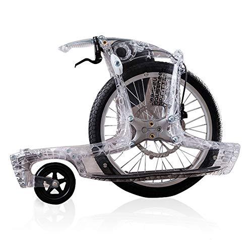 CAR SHUN Magic Wheel Auto-Equilibrio Ejercicio Bicicleta No Eléctrico Carretilla De Viaje Creativa Bicicleta Ciudad Ligera Bicicleta