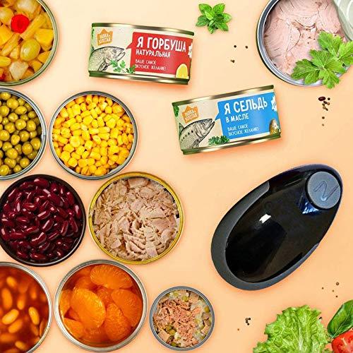 Diadia_Home Nouvel ouvre-boîte électrique Multifonction, ouvre-boîte en Acier Inoxydable Solide, Outil Ouvert de Bouteille de bière Portable Professionnel entièrement Automatique pour Bar à la Maison