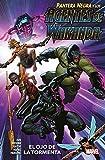 Pantera Negra y los Agentes de Wakanda 1. El ojo de la tormenta