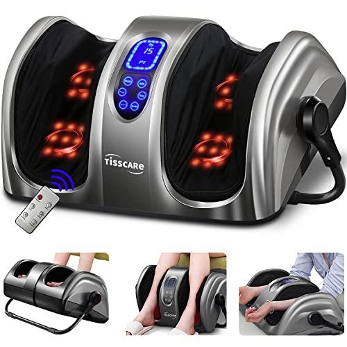 TISSCARE Foot Massager-Shiatsu Foot Massage Machine w/...
