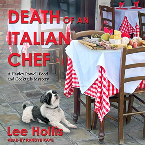 Death of an Italian Chef Audiobook By Lee Hollis cover art